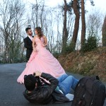 Hidiv Kasrı Düğün Fotoğrafları Kamera Arkası