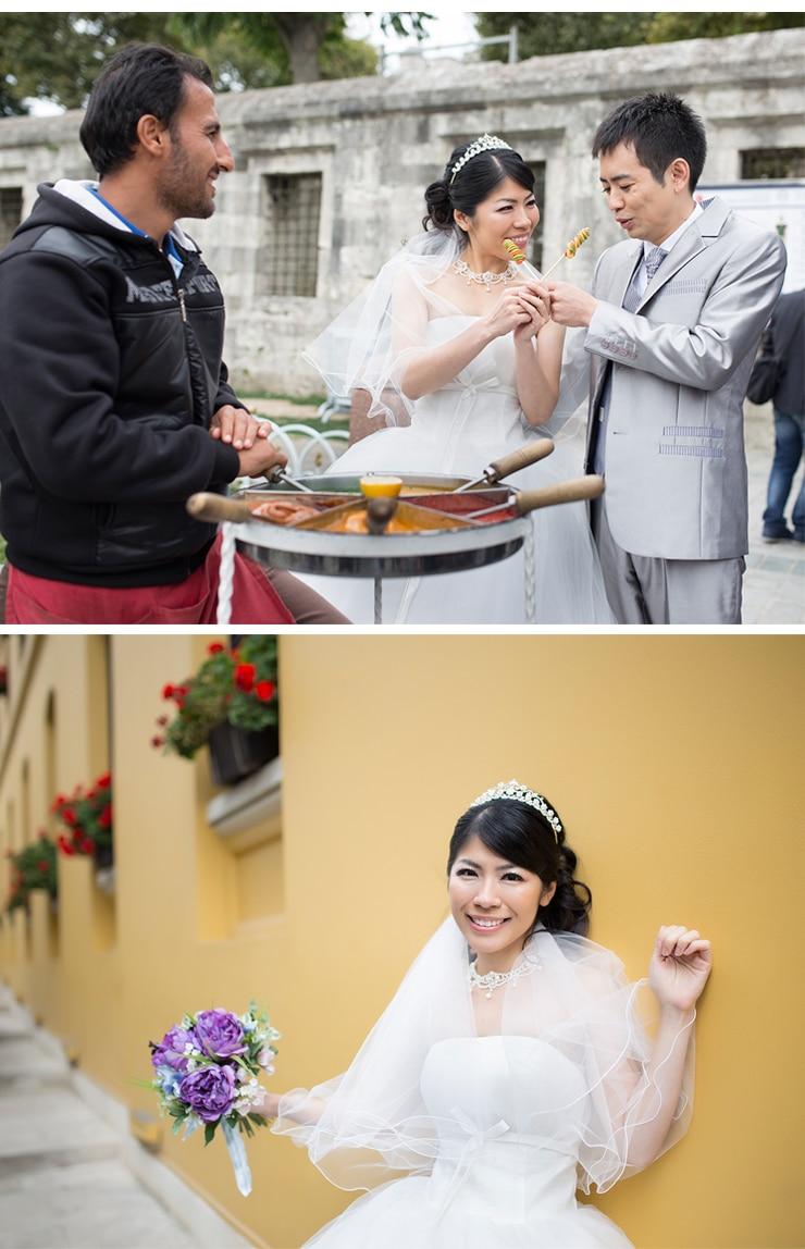 ayako ve kazuhiro düğün fotoğrafları