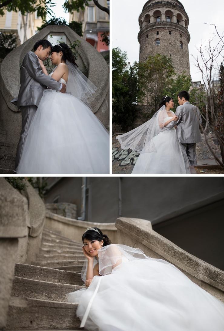 ayako kazuhiro düğün fotoğrafları