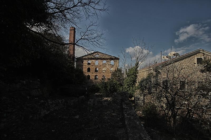 Üsküdar Paşalimanı Un Fabrikası