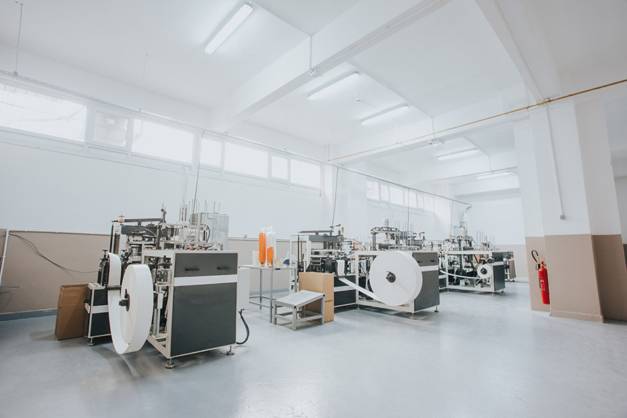 Endüstriyel Fotoğraf Çekimi